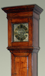 Primitive Longcase Clock