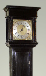 Early London Longcase Clock