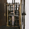 Edward Bilbie longcase movement