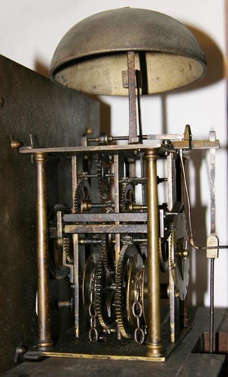 Longcase Clock By Edward Bilbie Of Chewstoke Bristol