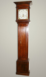 George Rose longcase clock