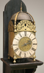 George Thatcher Lantern clock