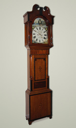 Griffith Davies longcase clock