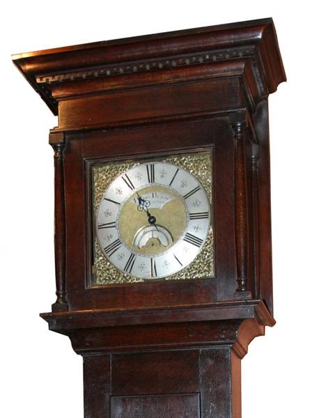 Longcase Clock By Henry Payton Of Bromsgrove Worcestershire