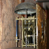 Henry Payton longcase clock movement