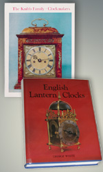 horological books for sale