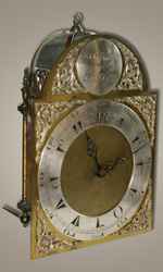 Isaac Rogers Turkish Lantern Clock