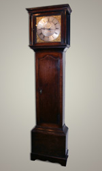 James Monkhouse Carlisle Longcase Clock