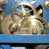 J W Benson Turret clock detail
