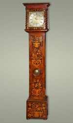 John Ebsworth month longcase clock