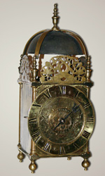 Thomas Knifton lantern clock