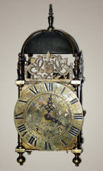 West Country lantern clock
