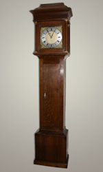 William Avenell longcase clock