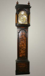 William Howes Longcase Clock