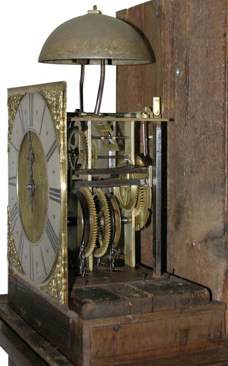 Longcase Clock By William Lawrance Of Thame Oxfordshire