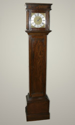 William Lawrance longcase clock